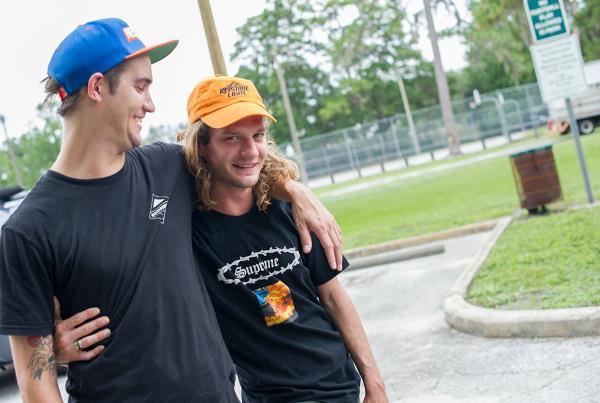 SHMF Go Skateboarding Day - CA Transplant
