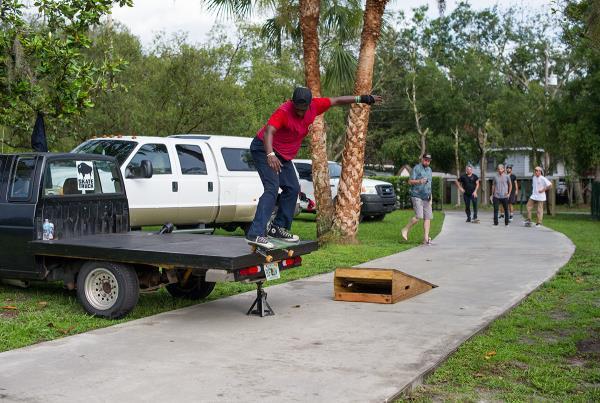 SHMF Go Skateboarding Day - Tampa Timmy