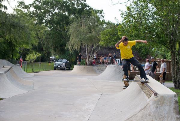 SHMF Go Skateboarding Day - FSTS