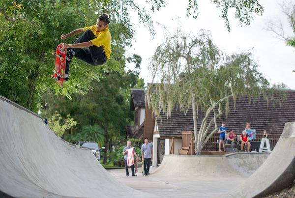 SHMF Go Skateboarding Day - Lein