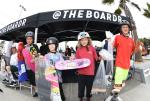 Luke Kahler, Nash Barfield, and Santo Diaz took home the top 3 spots for Street 9 and Under.