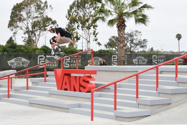 GFL at Huntington Beach - Kickflip