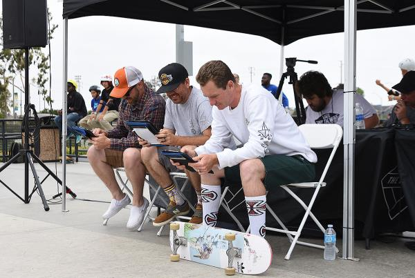 GFL at Huntington Beach - Judges