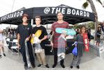 Myles Strampello, Daniel Yeager, and Dylan Sullivan took home the top 3 spots for Street Sponsored.