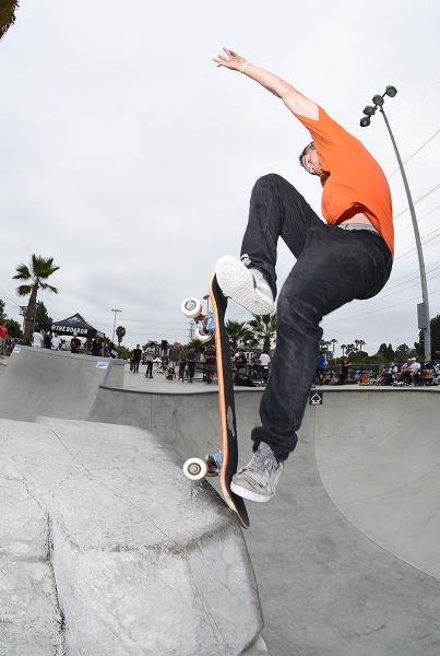 GFL at Huntington Beach - Front Blunt