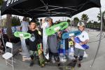 Cole Mertus, Serres Rossing, and Matteus Santos took home the top 3 spots for Bowl 10 to 12.