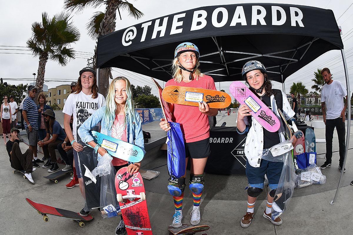 GFL at Huntington Beach - Bowl Girls