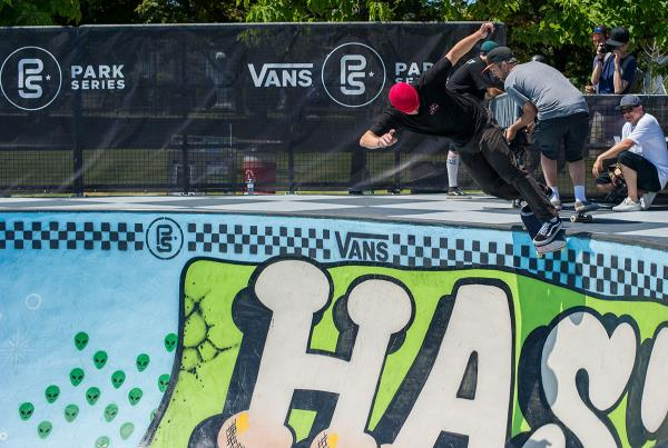 Vans Park Series Vancouver - Back Smith