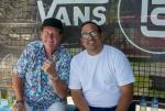 Vans Park Series Vancouver - Steve Van Doren and Mario