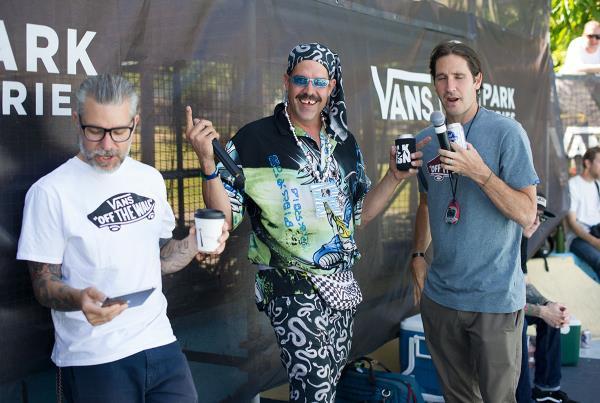 Vans Park Series Vancouver - Gear
