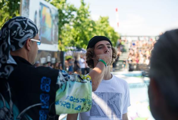 Vans Park Series Vancouver - Feed Me