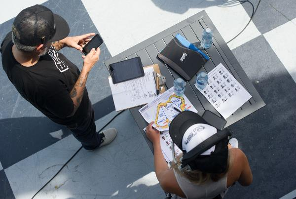 Vans Park Series Vancouver - Desk Job