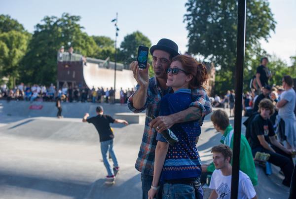 Copenhagen Open 2017 - Selfies