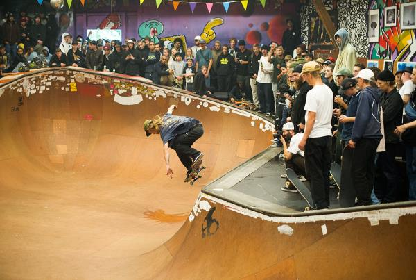 Copenhagen Open 2017 - Packed Bowl in Christiania