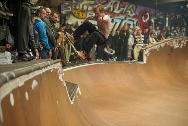 Copenhagen Open 2017 - Gap Lip in Christiania