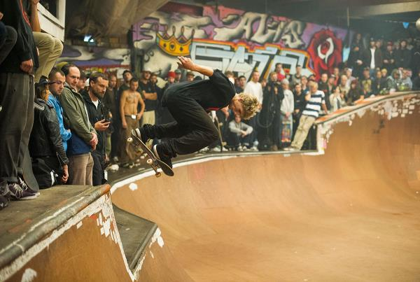 Copenhagen Open 2017 - Gap Back Lip in Christiania