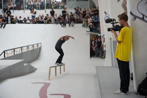Copenhagen Open 2017 - Skatepark Trap Nate