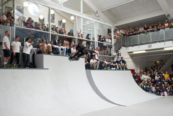 Copenhagen Open 2017 - Gap Ollie