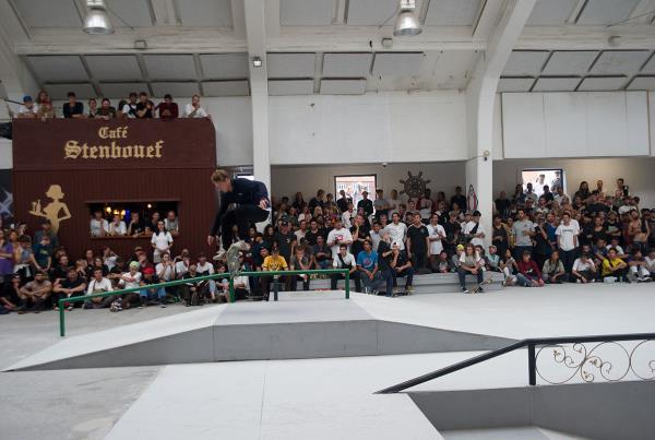 Copenhagen Open 2017 - 360 Flip