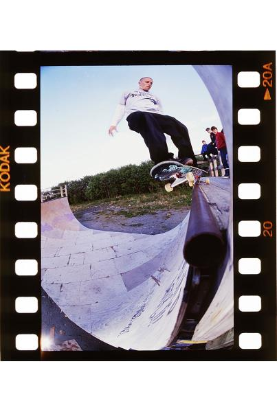 Donny Barley FSG Photo by Gaberman