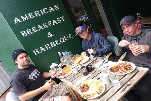 Copenhagen Open 2017 - American Breakfast