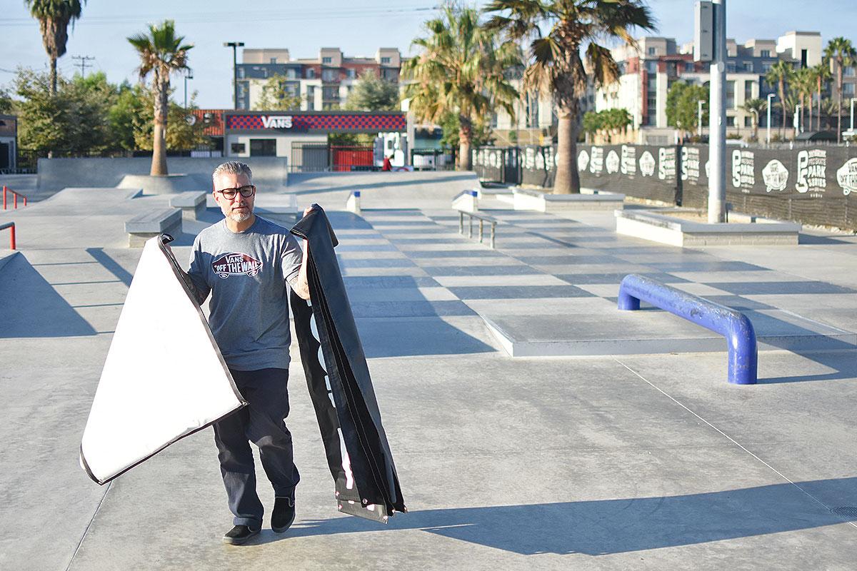 The Boardr Am Huntington Beach - Banner Duty