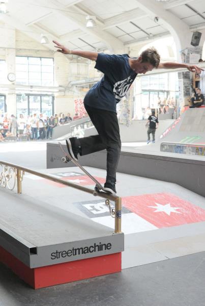 Mark Suciu at Copenhagen Pro