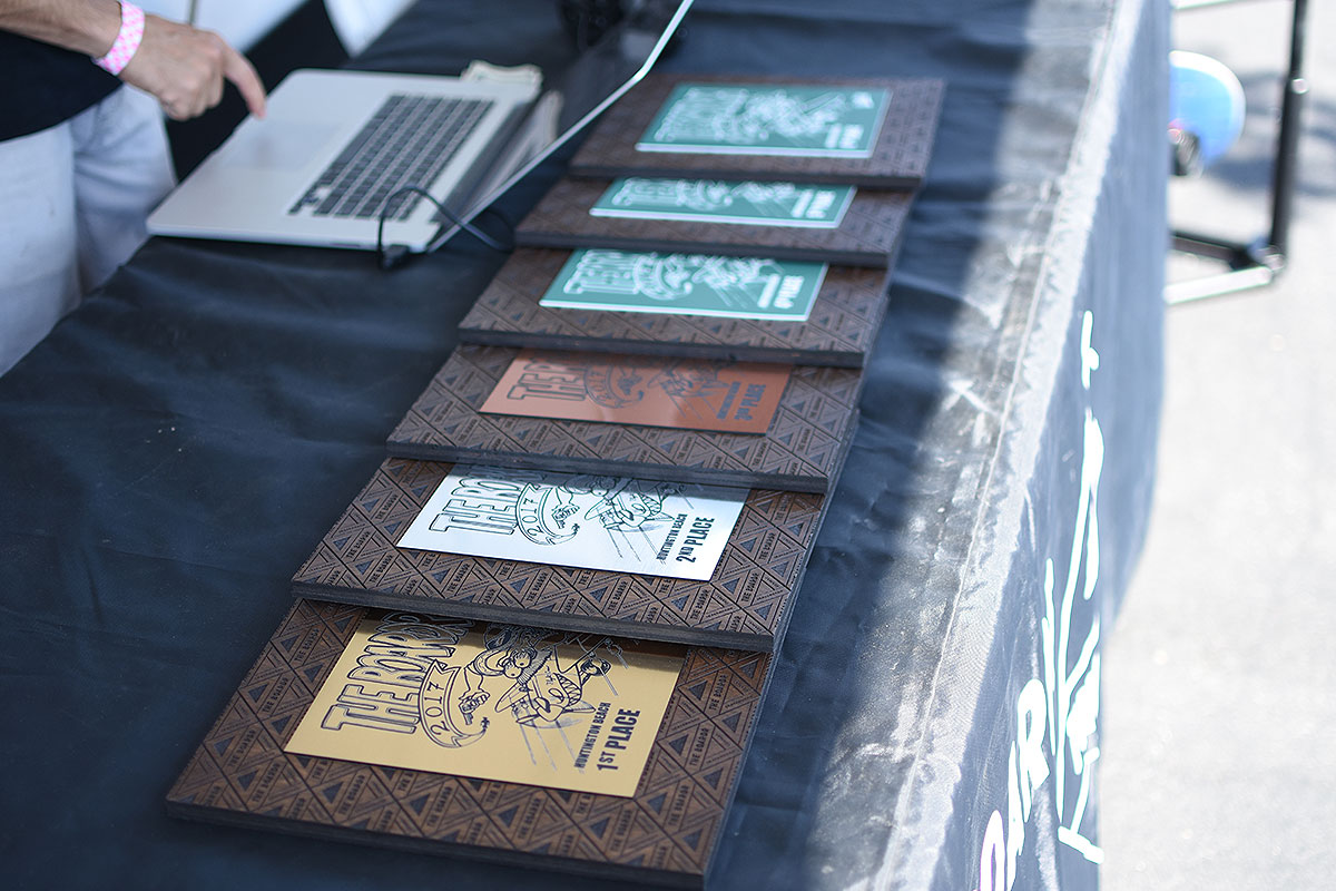 The Boardr Am Huntington Beach - Trophies