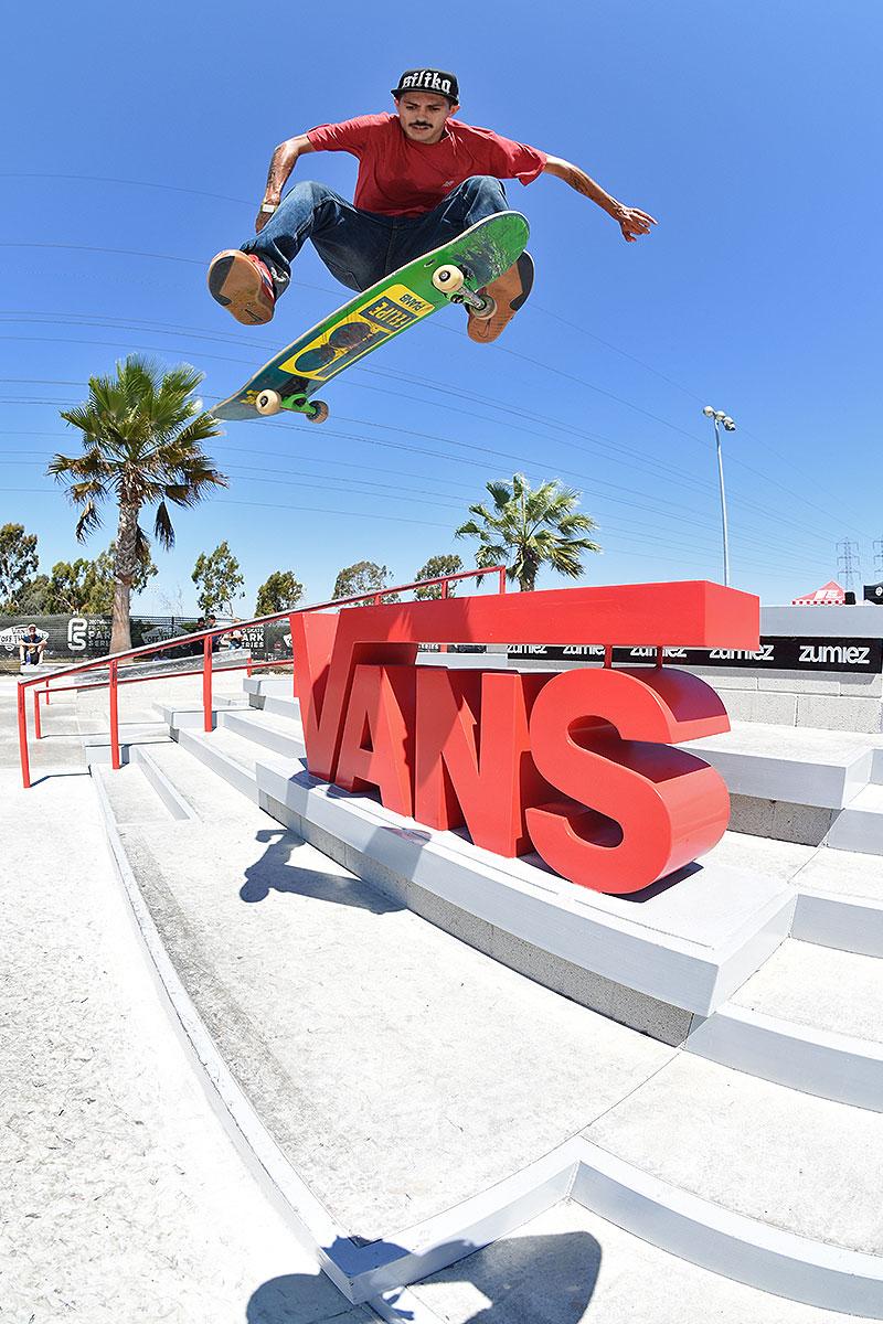 The Boardr Am Huntington Beach - Anthony 360 Flip