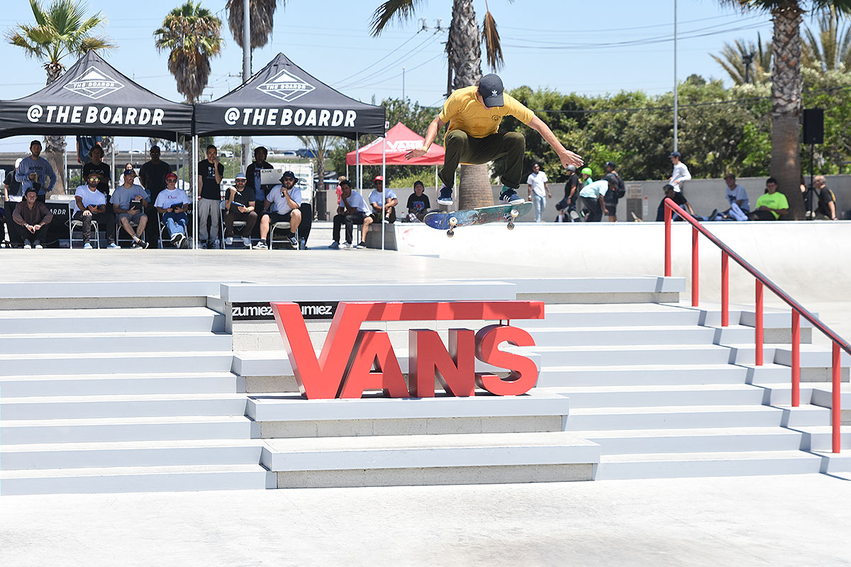 The Boardr Am Huntington Beach - FS Flip