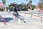 Mateo Rael, kick flip back tail.