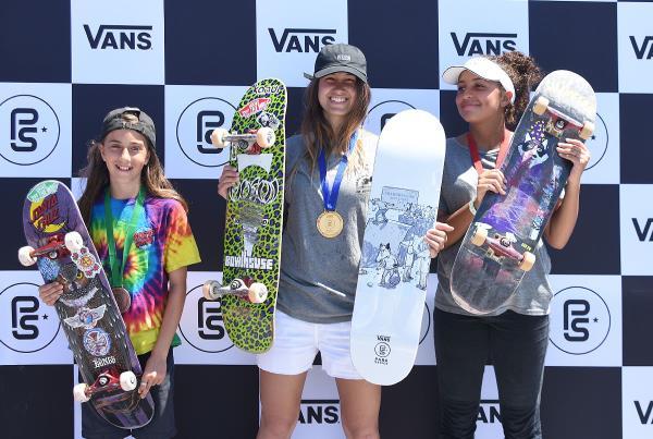 VPS Americas Continental Championships - Women Winners
