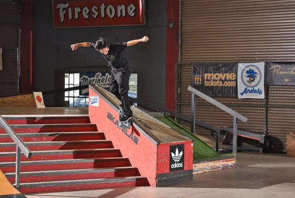 GFL Series at Simi Valley - Back Smith