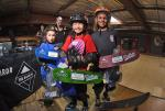 Orion Casas, Hagan Key, and Jake Familton took home the top 3 spots in the GFL at Simi Valley Bowl 9 and Under.