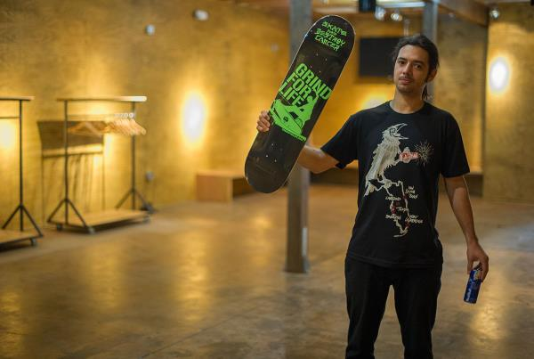 The Boardr Store Grind for Life AYC