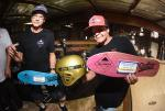 Mike Rogers and Will Cox took home the top spots in the Bowl Grand Masters Division.