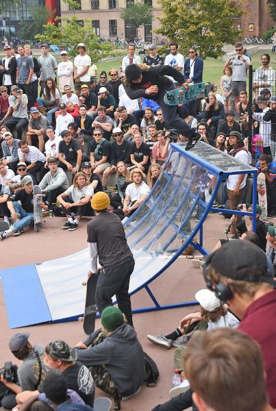 Copenhagen Open 2017 - Backside Boneless