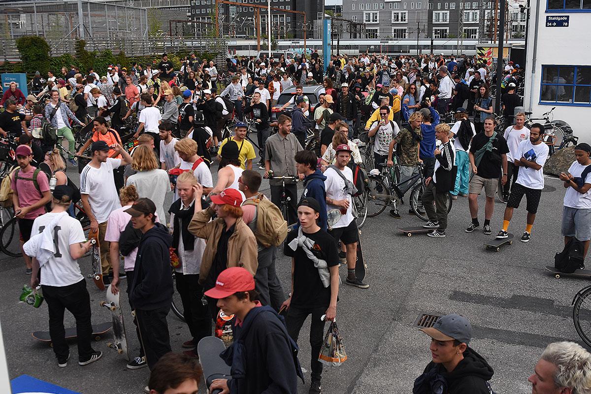 Copenhagen Open 2017 - Crowd Sample
