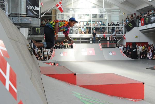Ishod Wair at Copenhagen Pro