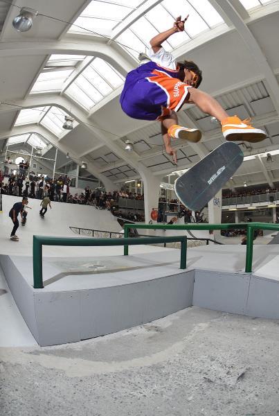 Copenhagen Open 2017 - Skatepark 360 Flip