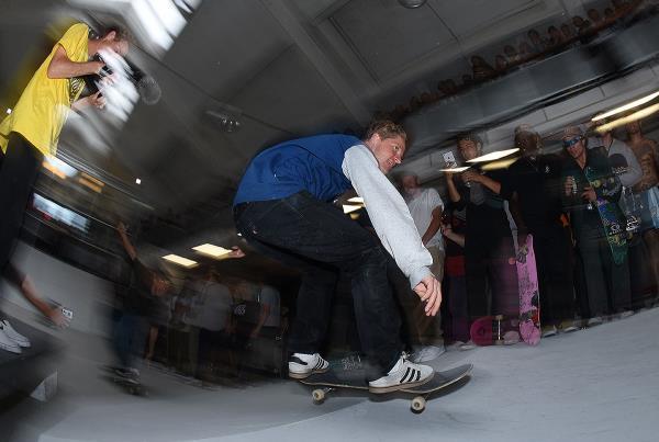 Copenhagen Open 2017 - Skatepark Death Race Dennis