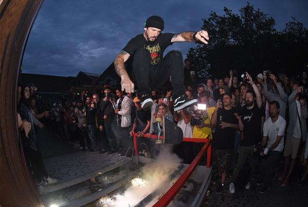 Copenhagen Open 2017 - Bump 360 Flip