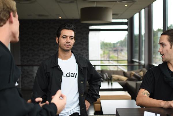 Copenhagen 2017 Extras - Serious Jorge