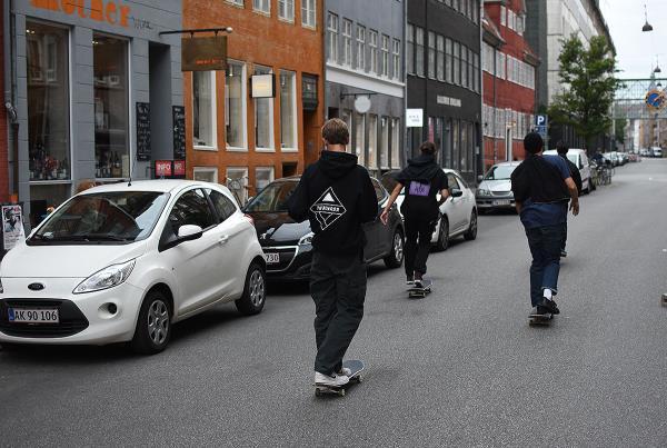 Copenhagen 2017 Extras - Trap Nate Streets