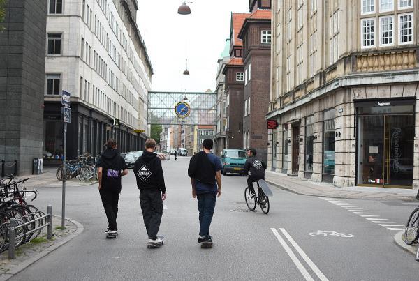 Copenhagen 2017 Extras - Dylan Streets