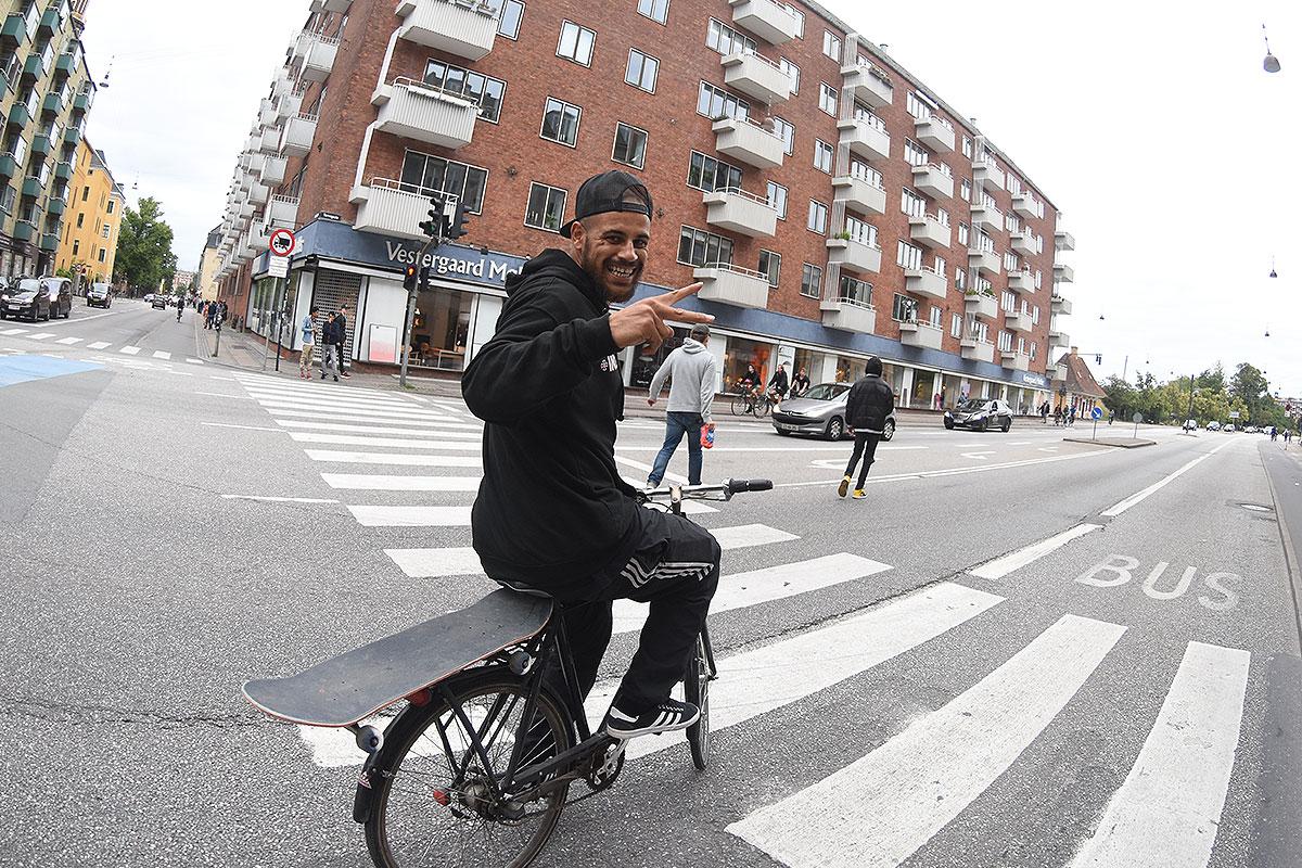 Copenhagen 2017 Extras - Biker Blake