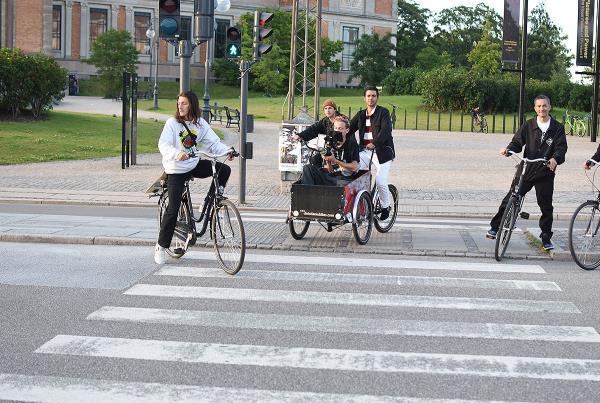 Copenhagen 2017 Extras - Bikers