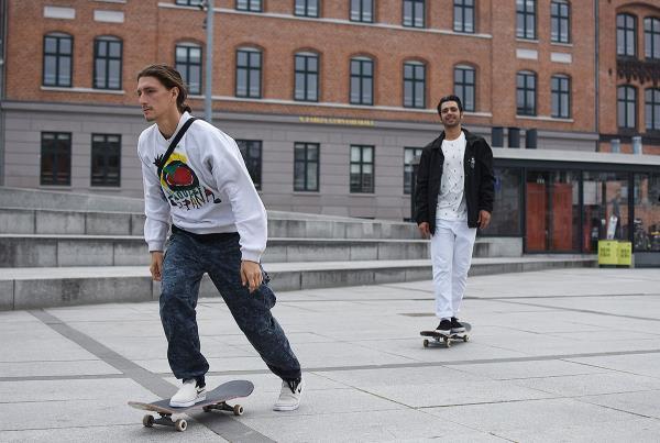 Copenhagen 2017 Extras - Jereme and Jorge