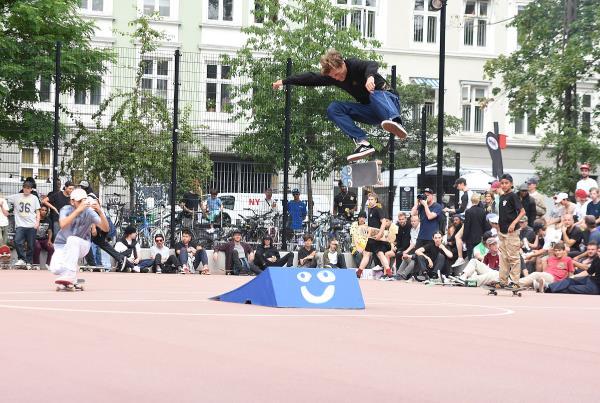 Copenhagen 2017 Extras - Sebo Switch Flip