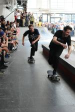 The smiles on Mark Suciu and Stefan Janoski's faces says it all. The Death Matches are a damn good time.